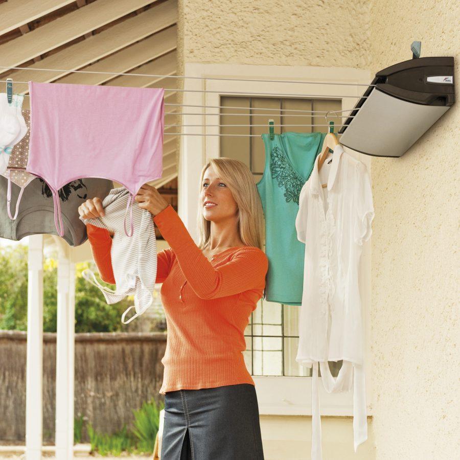 Hills retractable 6 washing line