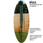 hills hoist villa 37